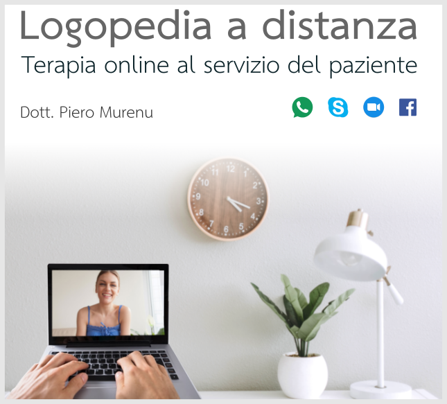 Logopedia on line - logopedia a distanza