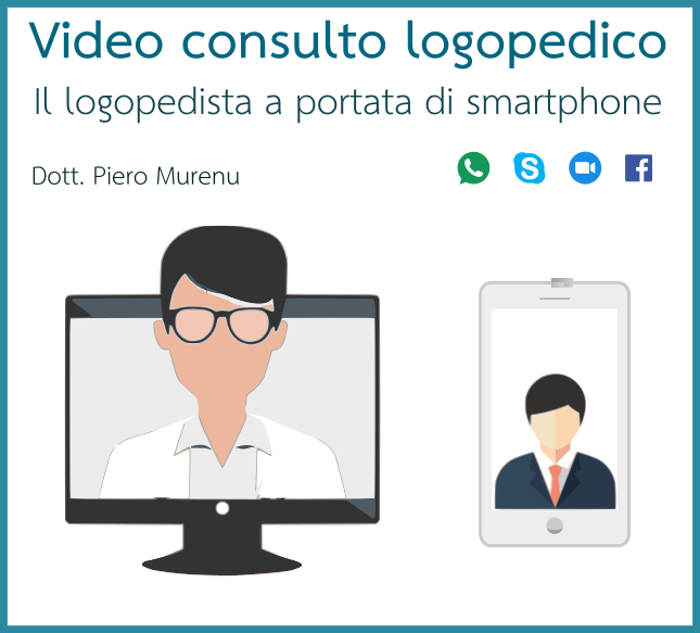 Logopedia on line video consulto - logopedia a distanza